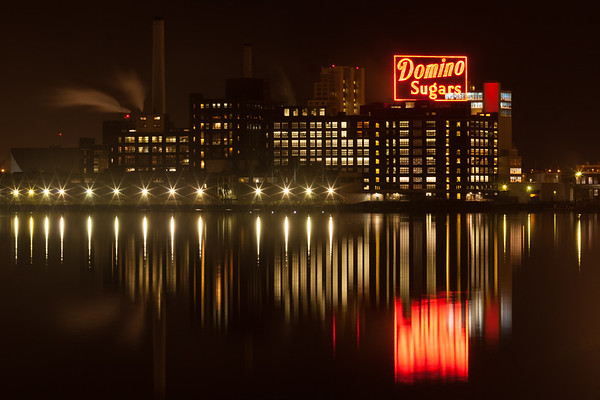 Domino Sugar, Baltimore, Maryland.