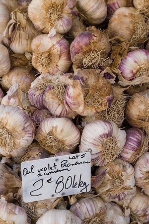 Garlic for Sale.