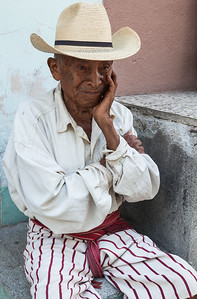 A man from the Guatemalan highlands.