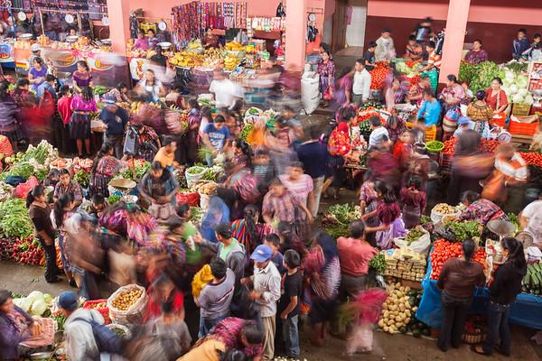 Market Day Activity