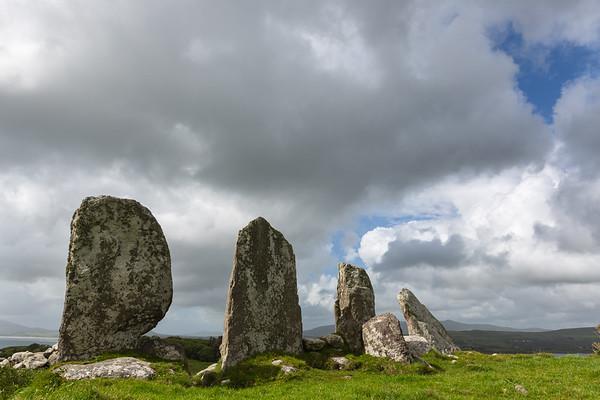Standing Stones, Ireland.