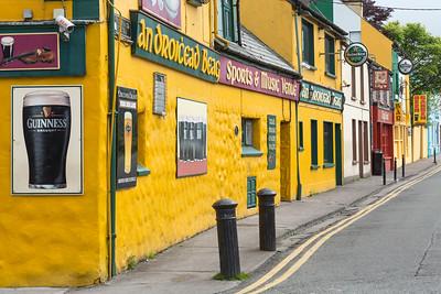 Street in Dingle, Ireland