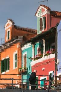 Impression of Burano, Itay.