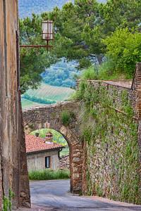 San Gigminano, Italy.