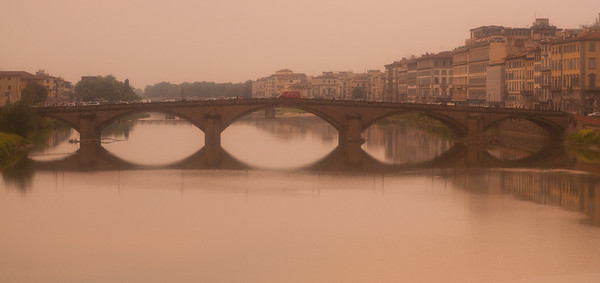 Bridge over the Arno