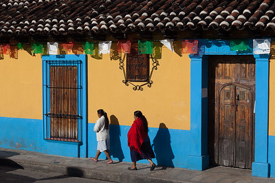 Street Scene, San Cristobal de las Casas.