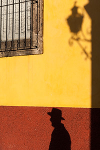 Shadows, Mexico.