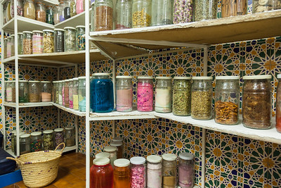 Berber Pharmacy, Marrakech.
