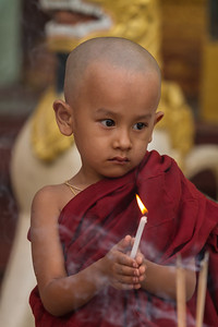 Young Devotee