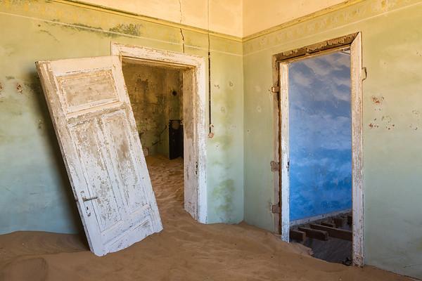 Doorways and Dunes, Namibia.