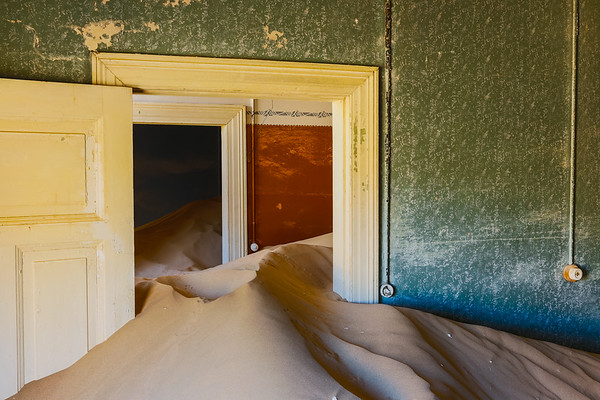 Doorways and Dunes, Namibia.