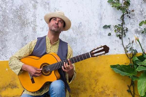 Guitarist, Portugal