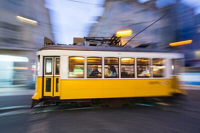 Rush Hour, Lisbon