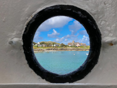 View through the Portal, Scotland