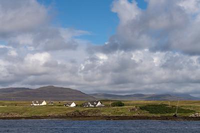 Scene from Isle of Mull, Scotland
