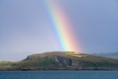 Rainbow over Headland