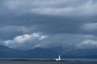 Eilan Musdile Light, Scotland