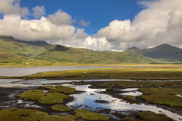 Landscape, Isle of Mull, Scotland