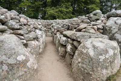 Ancient Stones, Clava Cairns