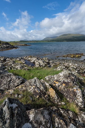 Rocky Coast, Sound of Mull