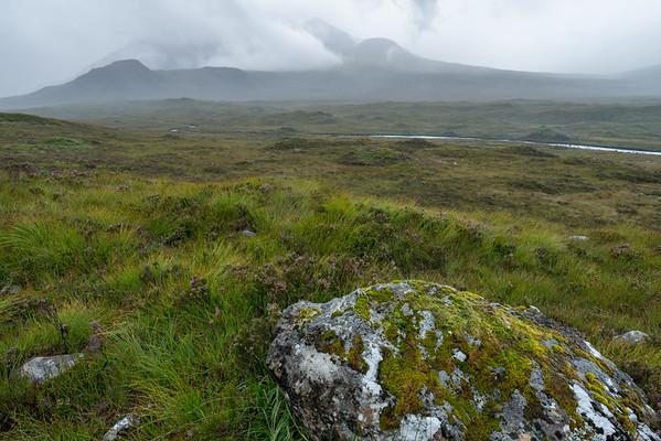 Glenn Sligachan and Cuillin Hills