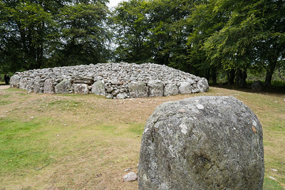 Ancient Stones, Clava Cairns