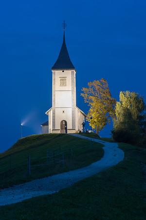 St. Primoz Church