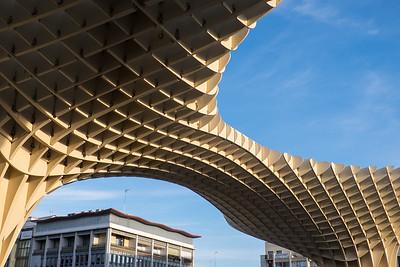 Modern Art in Wood, Seville.
