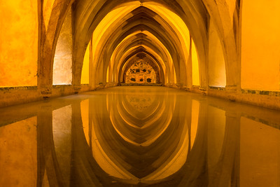 The Baths at Alcazar