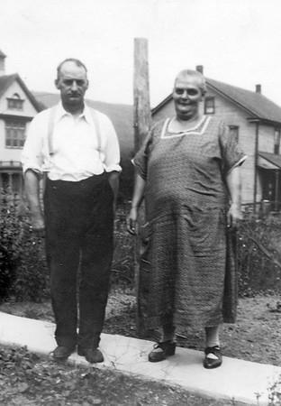 Ira & Sadie Updegrove
