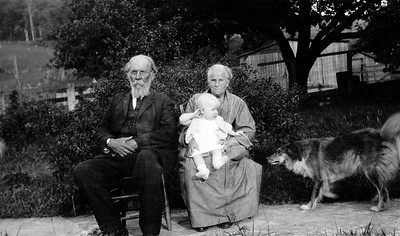 James Oscar & Mary Corell; Bonnie Graham Updegrove