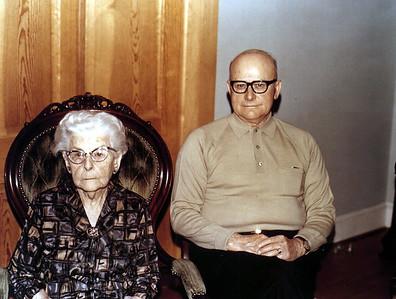 "Katherine ""Nanna"" Yakey Arnold; Richard Arnold"