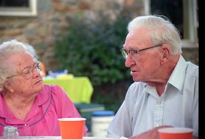 """Kathleen """"Granny"""" Arnold Graham, Sam Graham"""