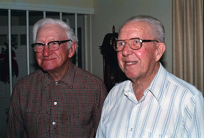 "Sam Graham, Charles ""Pops"" Graham"