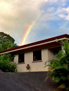 Driveway Approach to My House (AT THE END OF THE RAINBOW!)