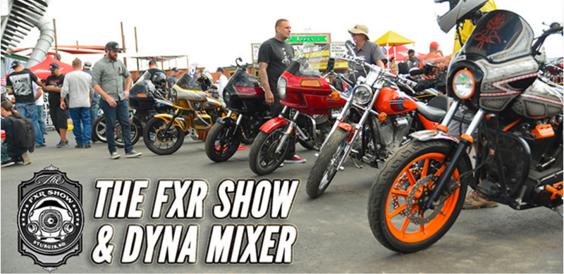 THE FXR SHOW & DYNA MIXER