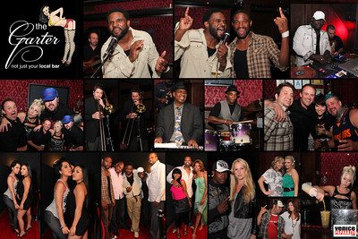 GARTER. Not just your local bar. Happy hour everyday from 6:00 p.m. to 10:00 p.m. Open till 2:00 a.m. The Garter offers dancing, amazing drinks, and some of L.A.'s best DJ's and live music acts. In addition, the Garter offers pool table and WII. www.thegartervenice.com.  Photos by Venice Paprazzi.  www.venicepaparazzi.com