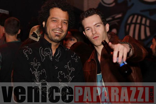 Nik Roybal of Venice Rocks presents ZEN ROBBI.  www.thegartervenice.com    www.myspace.com/venicerocks