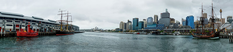 Darling Harbour Panorama - Sydney