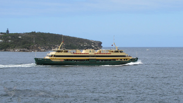 Manly Ferry Collaroy