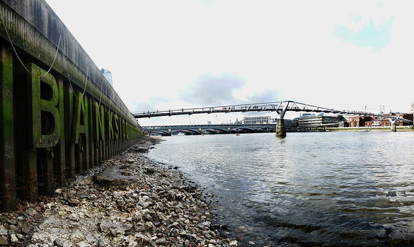 Panorama From Bankside Beach