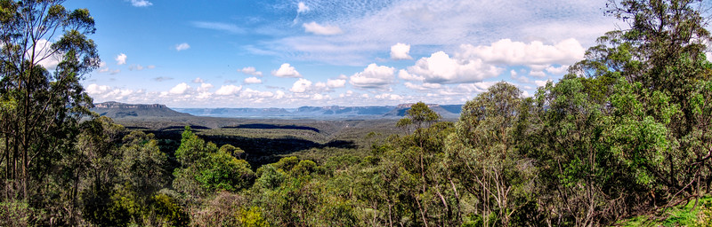 Blue Mountains Panorama