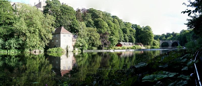 River Wear at Durham