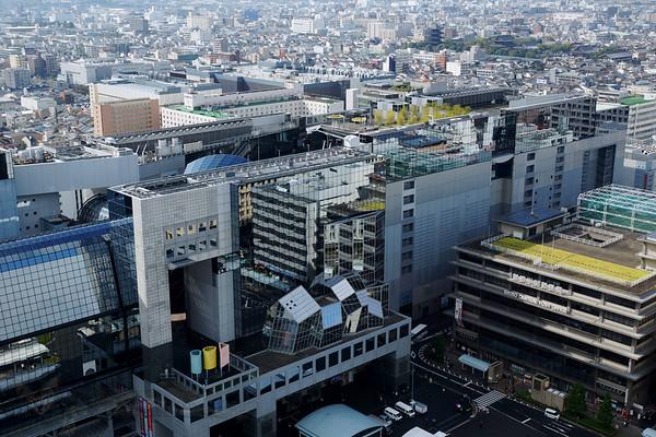 Kyoto - Radio Tower View