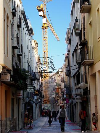 Figueres - Spain -Street Scene