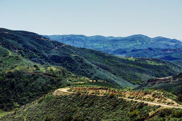 Black Star Canyon - California
