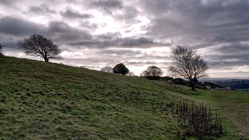 Cissbury Ring, West Sussex