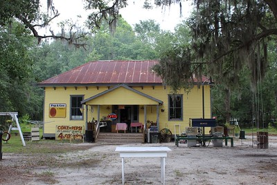 Pop and Gee's Country Store/Guyton GA/33 miles from PO