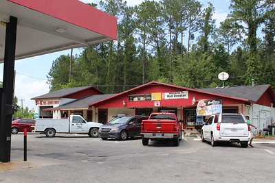 Red Rooster/Townsend GA/44 miles from PO