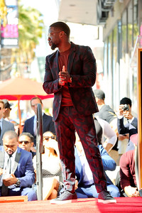 THE HOLLYWOOD CHAMBER OF COMMERCE PROUDLY HONORED COMEDIAN KEVIN HART WITH THE 2591 STAR ON THE HOLLYWOOD WALK OF FAME ON MONDAY OCTOBER 10, 2016. PHOTOS BY VALERIE GOODLOE